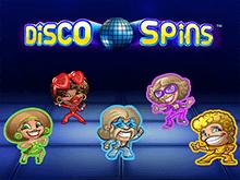 Игровые автоматы Disco Spins