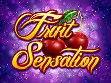 Fruit Sensation в казино онлайн