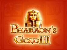 Pharaohs Gold III в казино онлайн