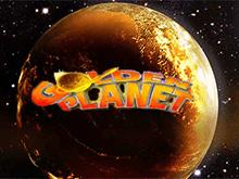 Казино онлайн - игровой автомат Golden Planet
