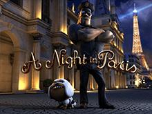 Ночь В Париже – новый онлайн-слот от Betsoft