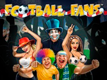 Игровой аппарат Football Fans от разработчика Плейтек
