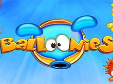 На официальном игровом портале автомат Balloonies