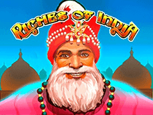 В казино виртуальный автомат Riches Of India