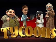 Игровые аппараты Tycoons в интернет казино