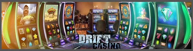 Регистрация Drift Casino